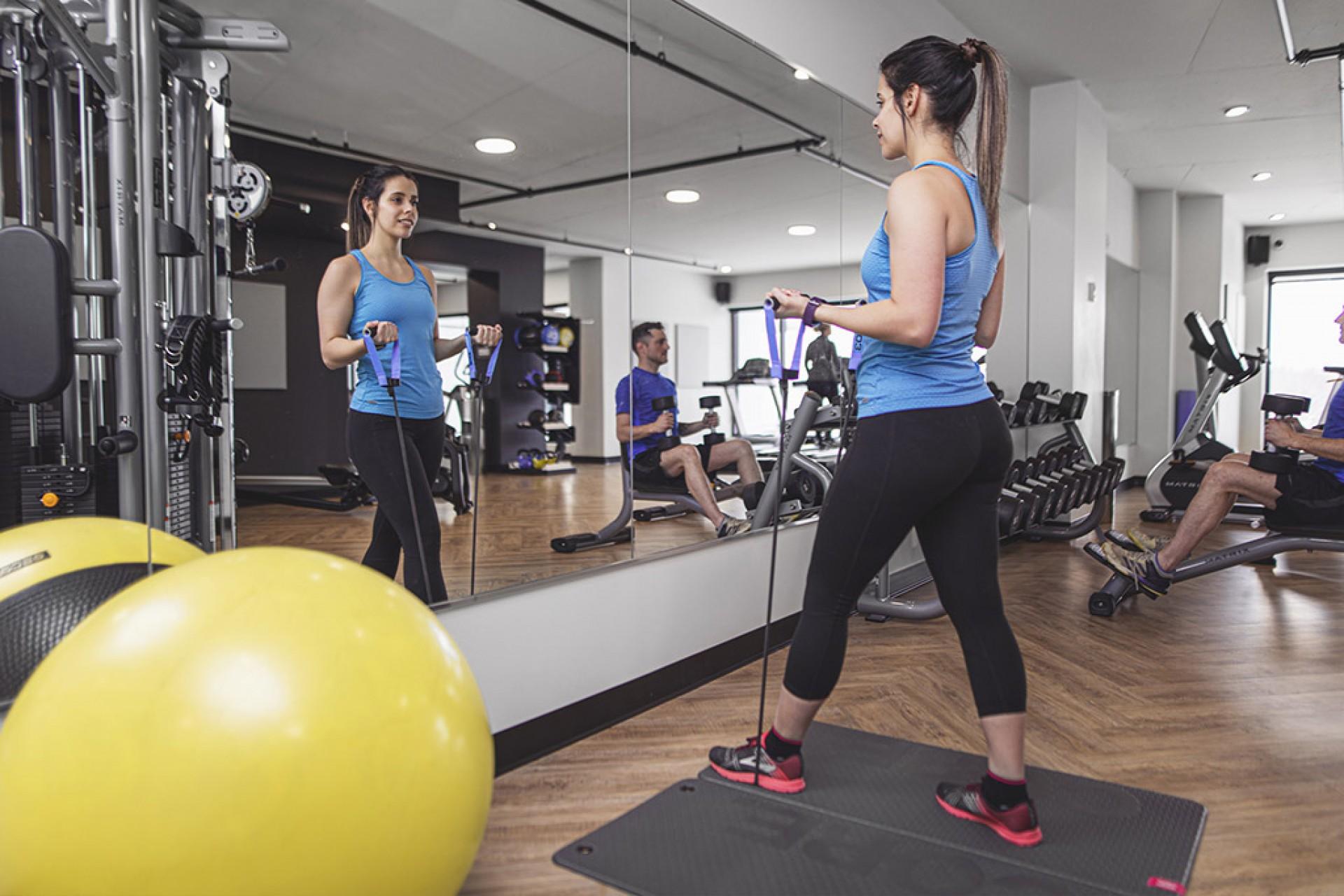 condos à louer gym